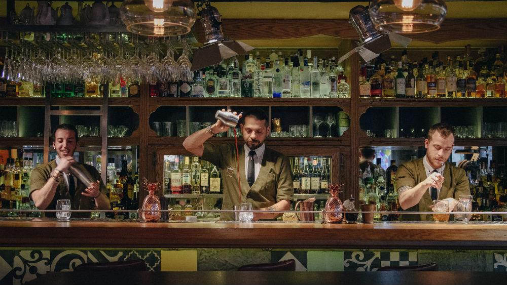 «Grooove Cocktail Bar»